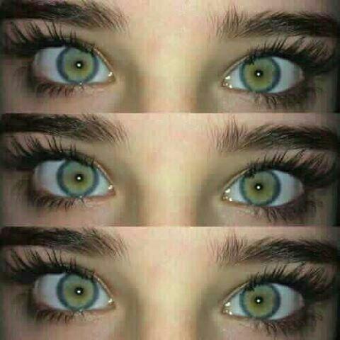 صورة صور العيون الخضراء , العيون الخضر الرائعين