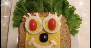 صورة طبق صحي للاطفال , ماذا اعطي لطفلي في المدرسة لكن اكل صحي
