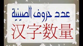 صور الحروف الصينية ومعناها بالعربي , مقارنة بين الحروف العربية والصينية