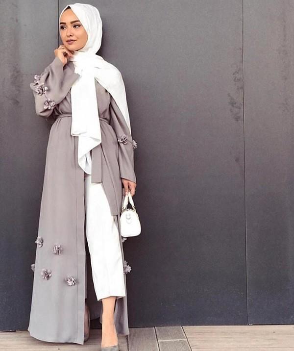 صورة صور ملابس حجاب , للمحجبات ملابس رائعة ومحتشمة