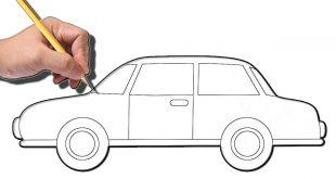 صورة صور رسومات سيارات , رسومات رائعه جدا للسيارات