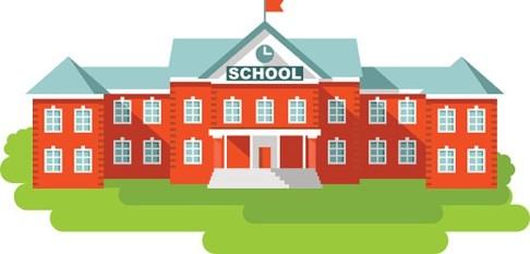 صورة جمل عن المدرسة بالانجليزي , دعنا نتعرف على بعض الكلمات عن مدرستي لكن بالابنجليزية