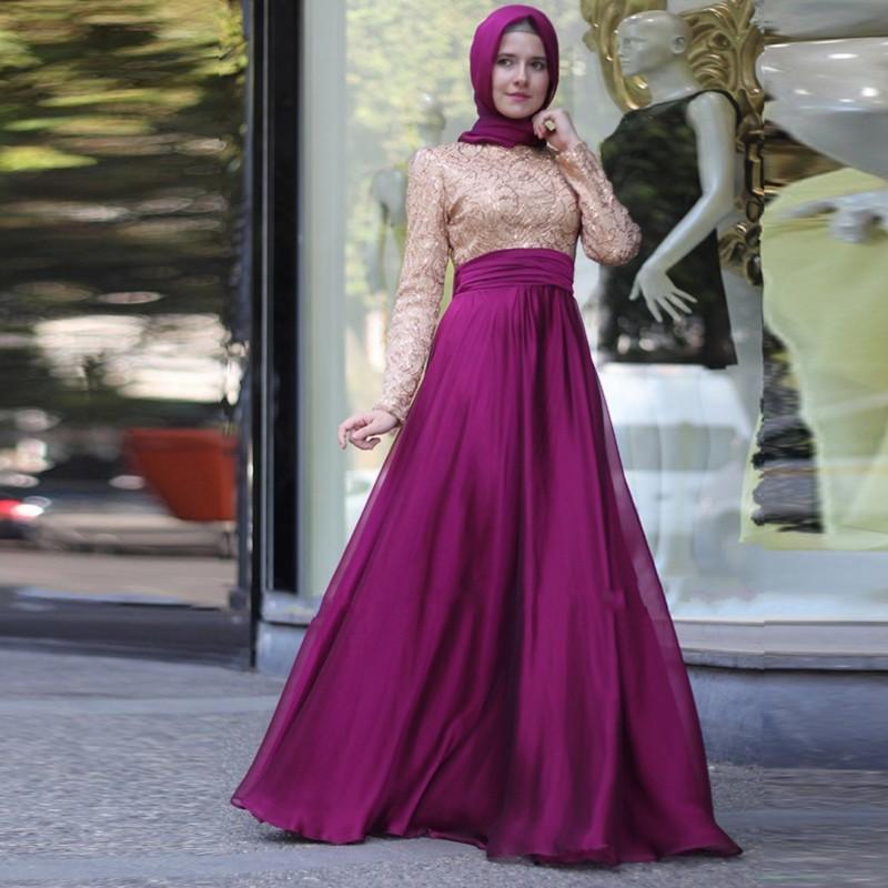 صورة فساتين سهرة للمراهقات محتشمة , اجمل موديل فستان مناسب