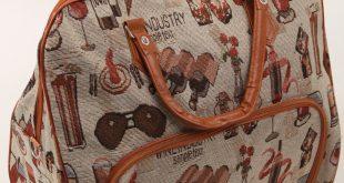 صورة شنط قماش يدوية , اجمل شنط من صناعه اليد