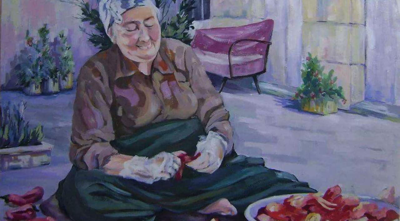 صورة رؤية جدتي في المنام , ماذا يعني رؤية جدتي في منامي 3104 1