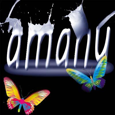 صورة اسم اماني بالانجليزي , يا اماني اسمك جميل جميل