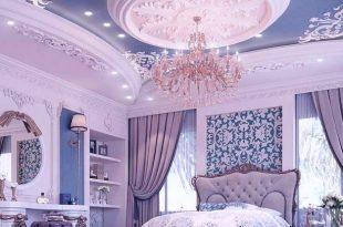 صور جبس غرف النوم , الجديد في ديكورات جبس