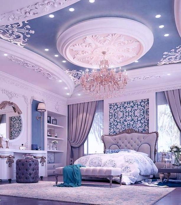 صورة جبس غرف النوم , الجديد في ديكورات جبس