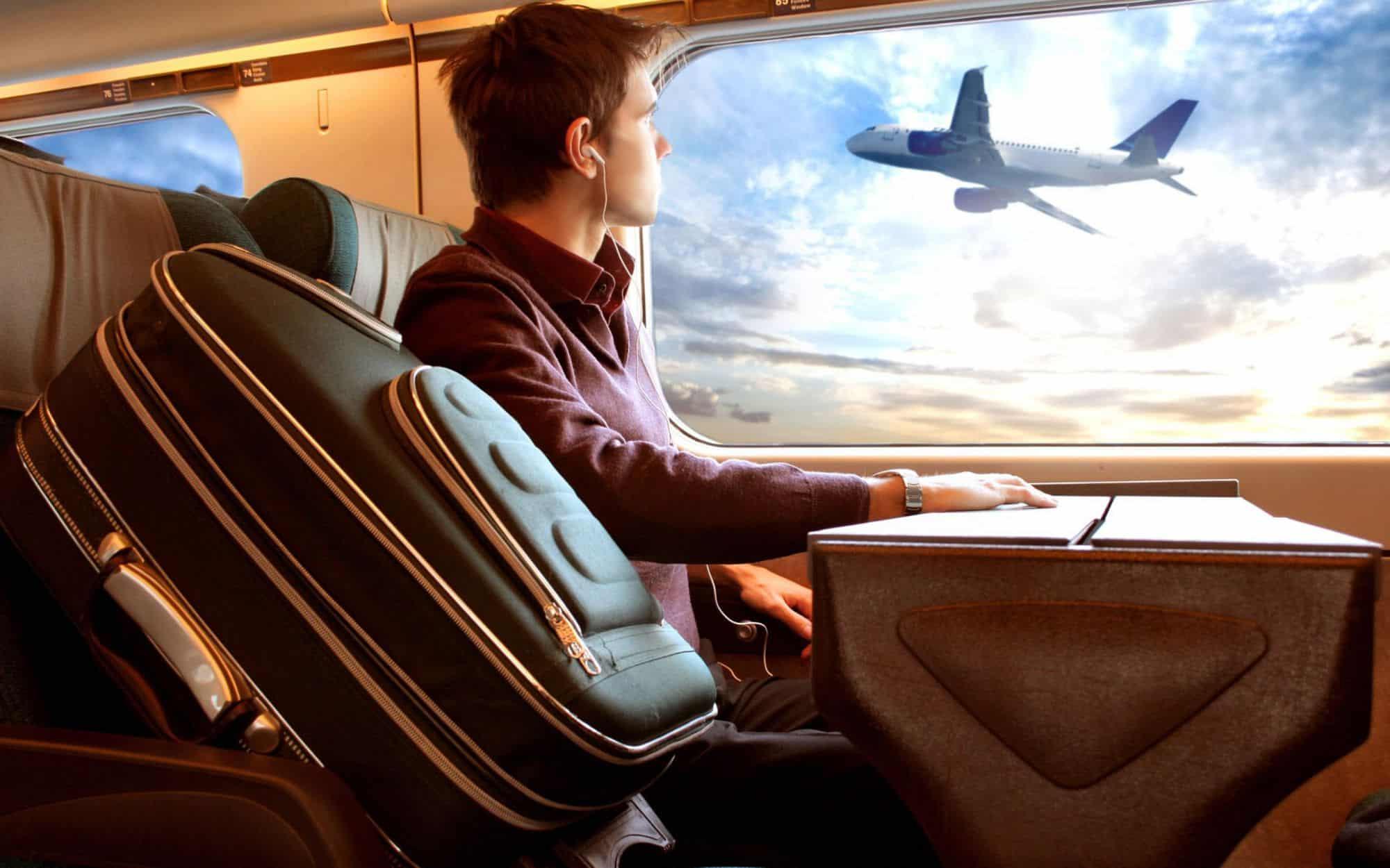 صورة تفسير حلم الهجرة , رايت اني علي طريق سفر