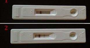 صورة اختبار الحمل بالمنزل , اصبح معرفة الحمل سهل وبسيط
