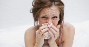 صورة التخلص من البرد والرشح , كيفية العلاج النهائي للبرد