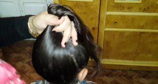 صورة طرق لف الشعر , كل سيدة او فتاه تقوم بعملها