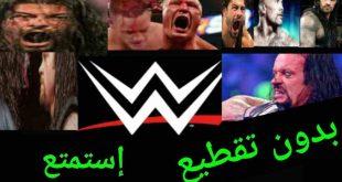 صورة تردد قناة wwe على النايل سات , لكي محبي المصارعه