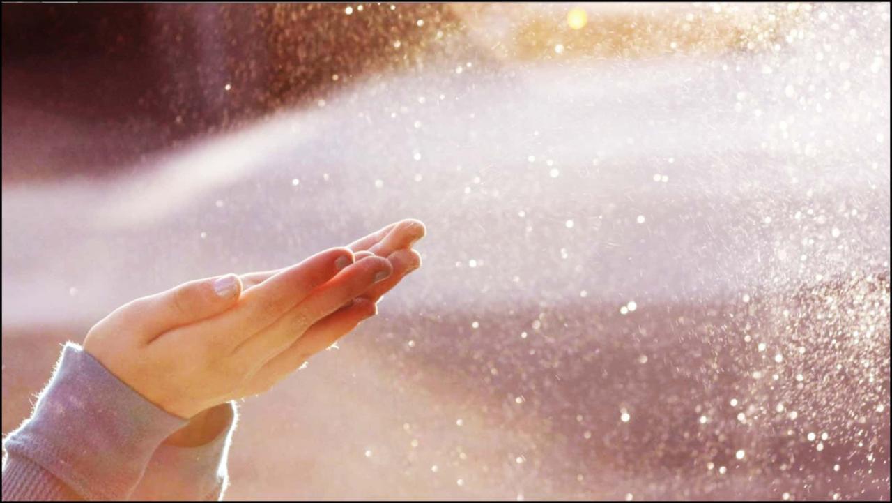 صورة تفسير الدعاء تحت المطر , هل هو حلم جميل