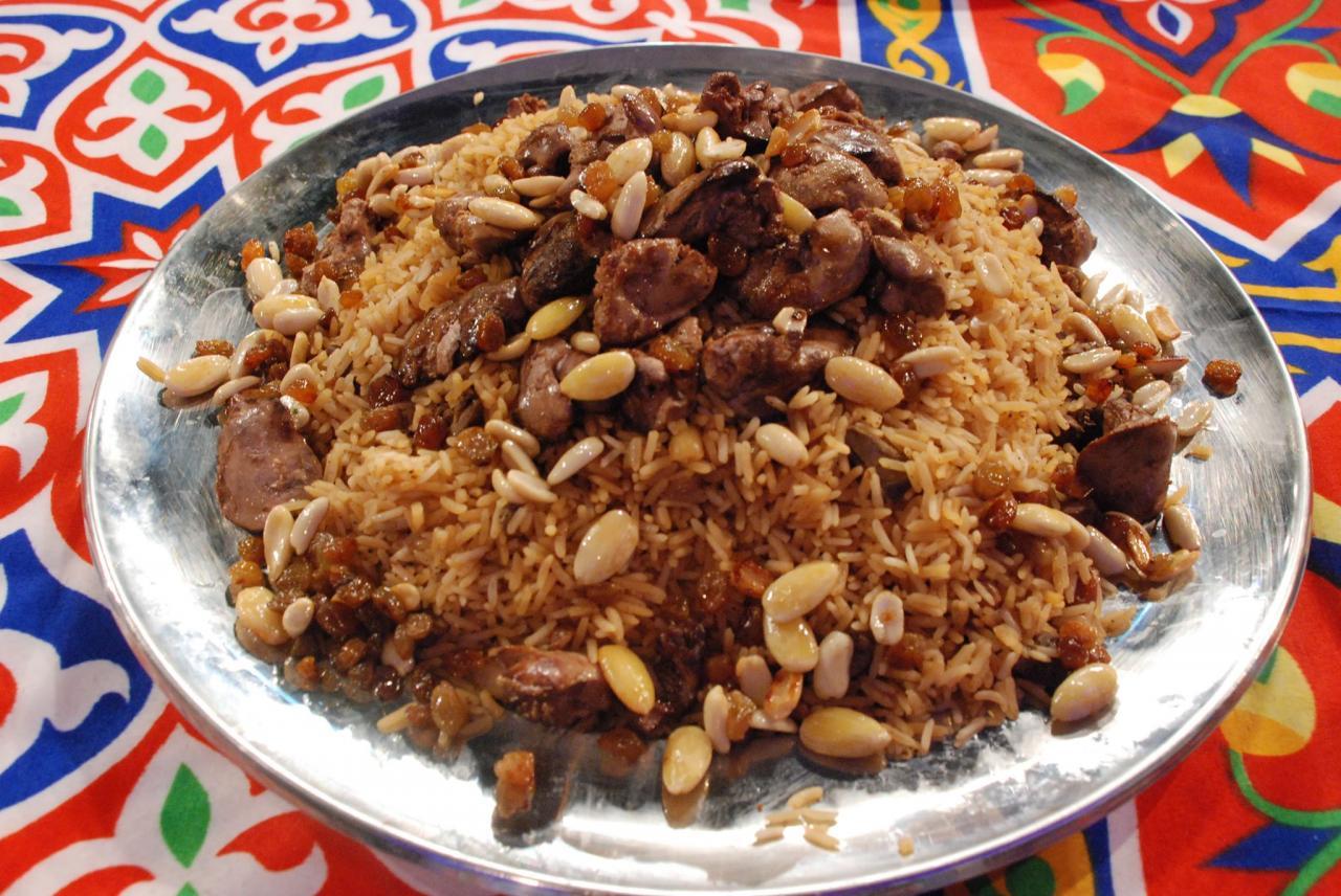 صورة طريقة عمل الارز بالخلطة للشيف حسن , الارز بجماله وطعامته