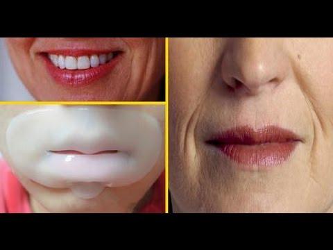 صورة خطوط الوجه حول الفم , حل مشكلة التجاعيد