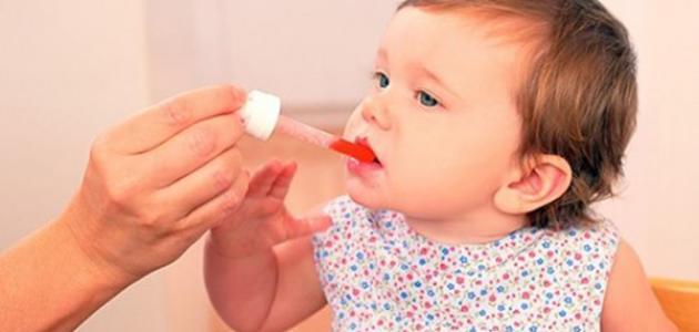 صورة علاج الكحه والبلغم عند الاطفال عمر سنه , عالج طفلك