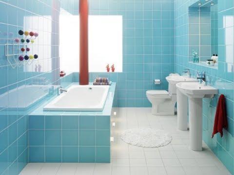 صورة اجمل الحمامات المنزلية , تميزى بحمام مبهج لعائلتك ولضيوفك