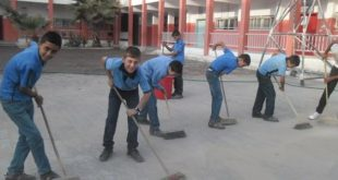صورة موضوع تعبير عن النظافة والنظام , اسس يجب ان تنغرز فى كل طفل