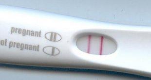صورة اختبار الحمل في المنزل , فى دقائق وبسهوله الاستخدام اعرفى النتيجه