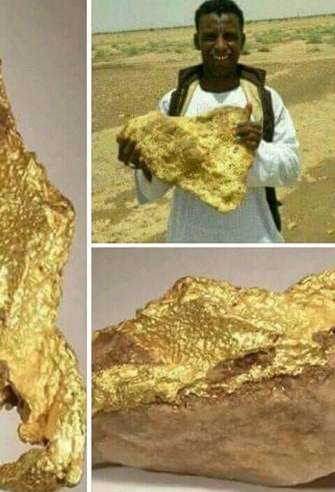 صورة الذهب في السودان , ارض الذهب والغزاه منذ القدم