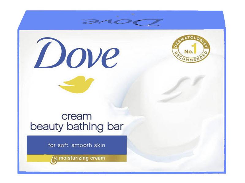 صورة صابونة دوف للبشره الجافه , لا داعى لاستخدام الكريمات بعد الان