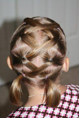 صورة مشطات شعر بنات صغار , اجعلى فتاتك مميزه كل يوم بتسريحه جديده