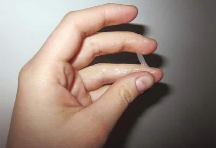 صورة انا موش فاهمه ايه موضوع السائل الابيض  ,  لماذا يخرج سائل ابيض من المهبل