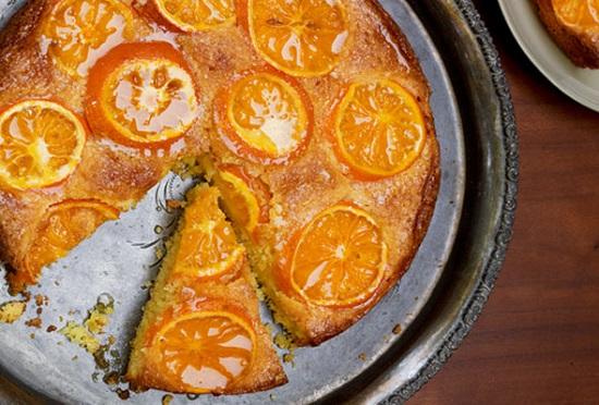 صورة طريقة عمل كيكة البرتقال , اول مره اشوف طريقه كيكه كده
