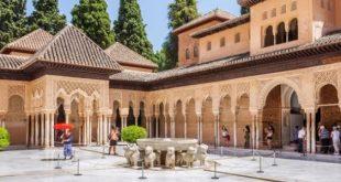 صورة لماذا سمي قصر الحمراء بهذا الاسم , رمز الحضاره الاسلاميه من قرون الى الان