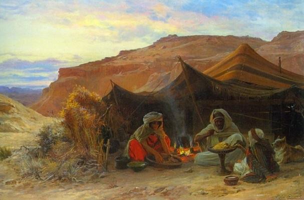 صورة اجمل ما قرئته عن العصر الجاهلى  , بحث عن العصر الجاهلي 5210 1