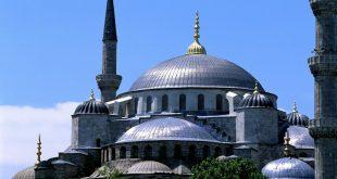 مسجدالسلطان احمد , اين يقع المسجد الازرق